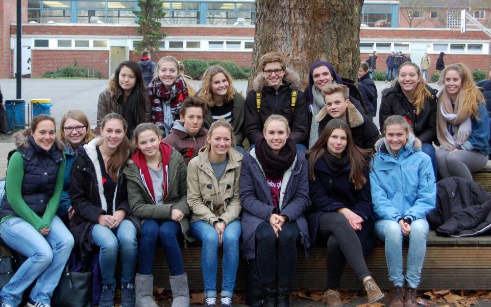 Schülervertretung 2014