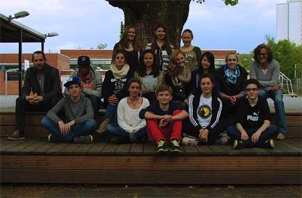 Schülervertretung 2013