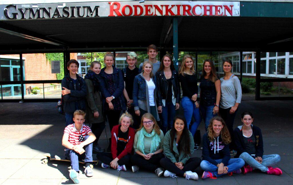 Schülervertretung 2015
